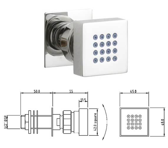 Additional image for QS-V38654 Nuie Bathroom - A354
