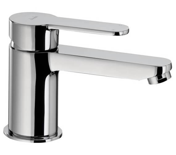 Alternate image of Abode Debut Monobloc Basin Mixer Tap Chrome 102mm Height