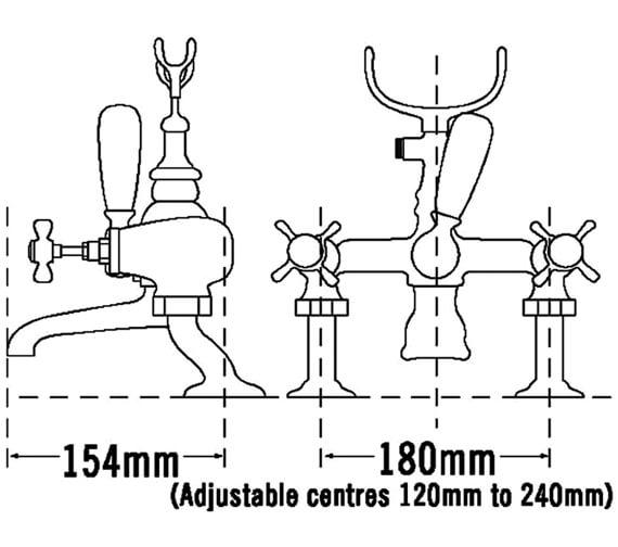 Technical drawing QS-V31486 / 1075