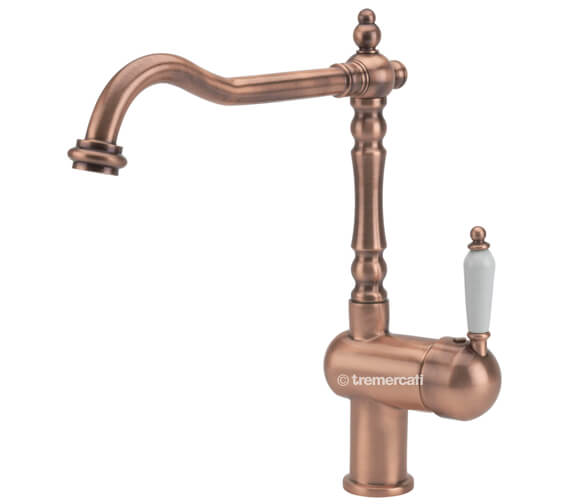 Alternate image of Tre Mercati Little Venice Side Lever Mono Kitchen Sink Mixer Tap