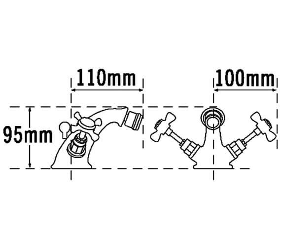 Technical drawing QS-V31483 / 1078