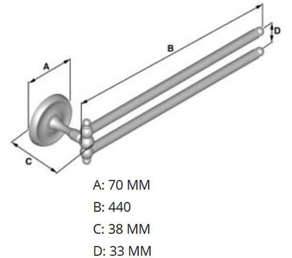 Technical drawing QS-V23883 / K226