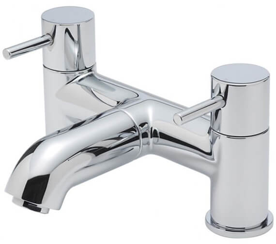 Tre Mercati Milan Pillar Mounted Bath Filler Tap