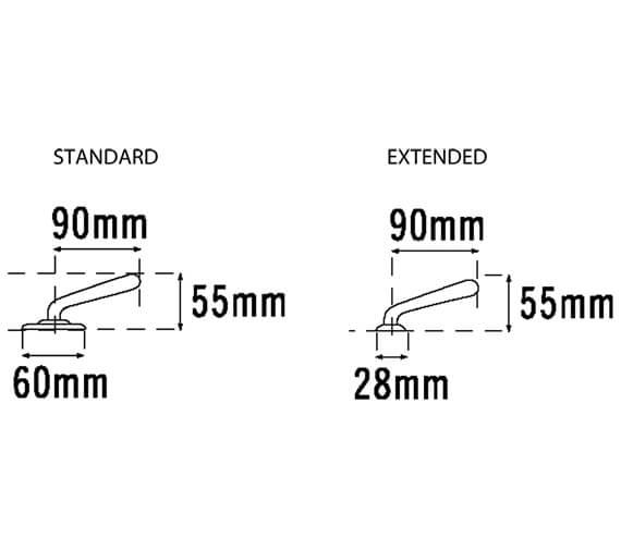 Technical drawing QS-V31722 / 906