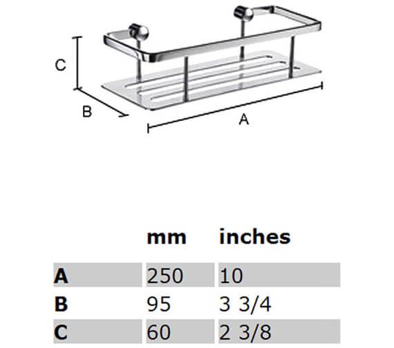 Technical drawing QS-S279 / DK3004