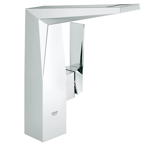 Grohe Allure Brilliant Basin Mixer Tap Without Pop Waste