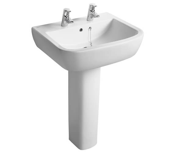 Additional image of Ideal Standard Tempo 600mm 1 Tap Hole Basin