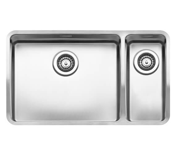 Additional image of Reginox Sinks  OHIO 18X40+50X40 L