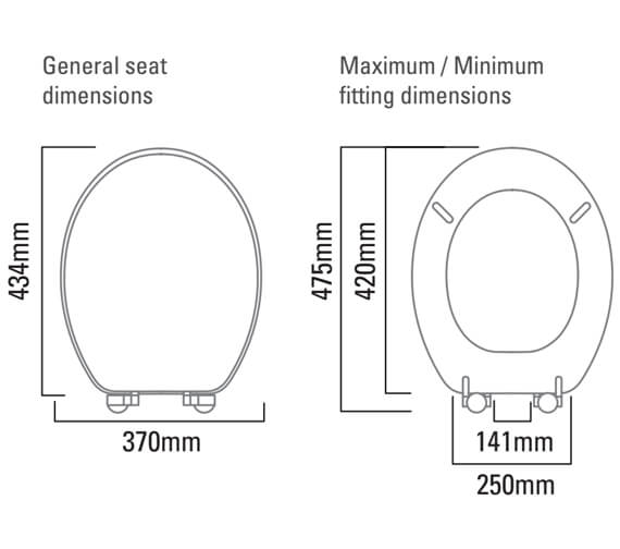 Technical drawing QS-V23375 / 8081MSC