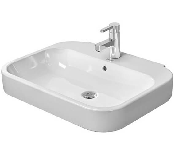 Additional image of Duravit Happy D.2 Washbasin