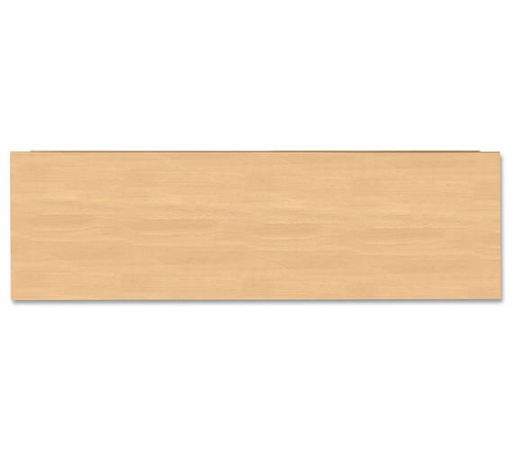 Alternate image of Tavistock Ethos White Bath Front Panel 1700mm