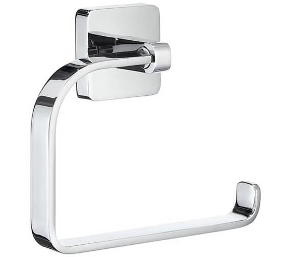 Smedbo Ice Wall Mounted Toilet Roll Holder