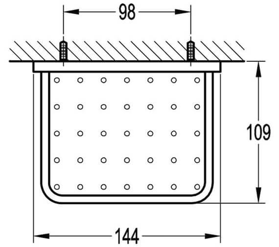 Technical drawing QS-V27348 / SO8919