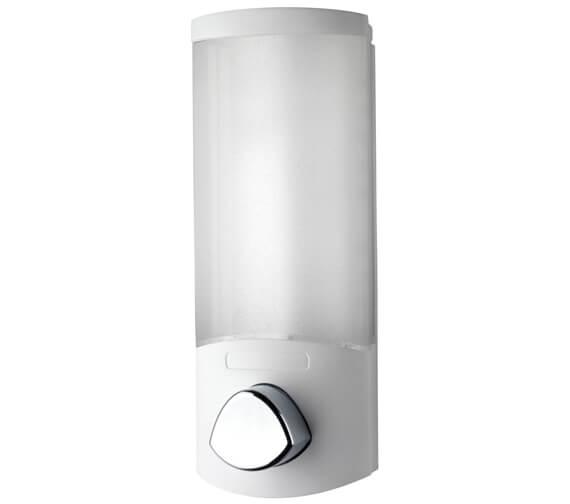 Croydex Euro Uno Soap Dispenser White