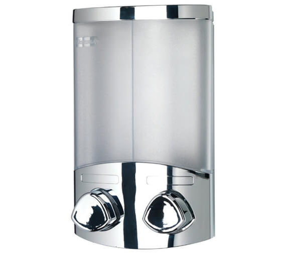 Alternate image of Croydex Euro Duo Soap Dispenser White
