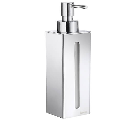 Smedbo Outline Wall Mounted Single Soap Dispenser