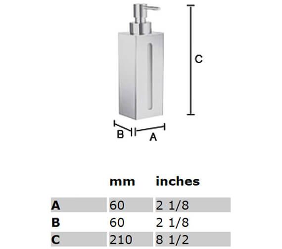 Technical drawing QS-V26022 / FK257