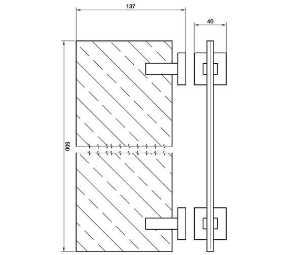 Technical drawing QS-V21920 / ZE001C