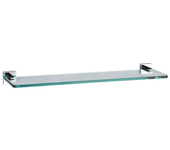 Crosswater Zeya 500mm Glass Shelf