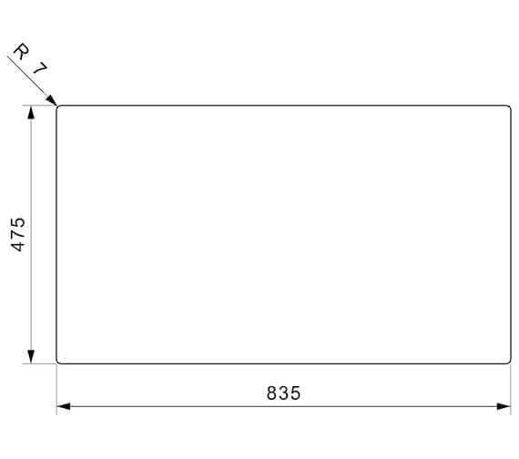 Technical drawing QS-V94065 / CENTURIO L 10
