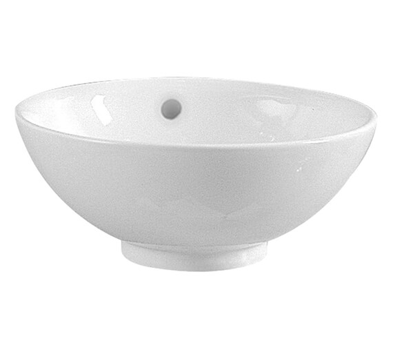 VitrA 420mm Countertop White Basin