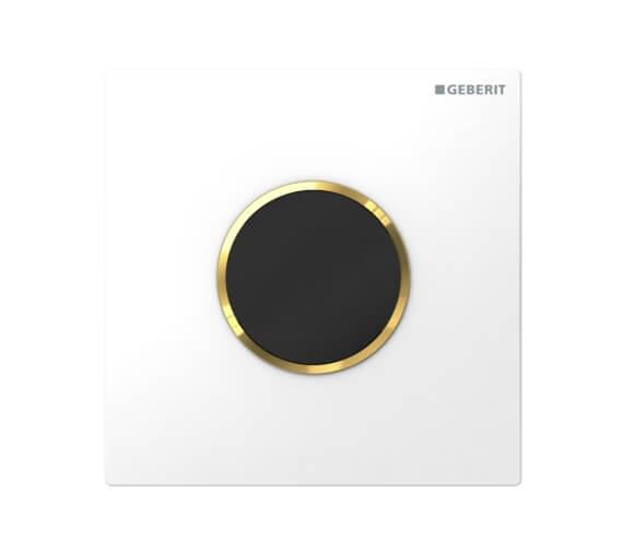Additional image of Geberit Sigma10 Battery Supply Urinal Flush Control Black