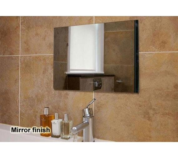 Alternate image of ProofVision 43 Inch Premium Widescreen Waterproof Bathroom TV - Black