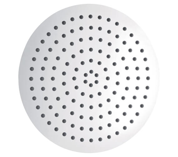 Additional image of Pura Slimline Stainless Steel 200mm Round Shower Head