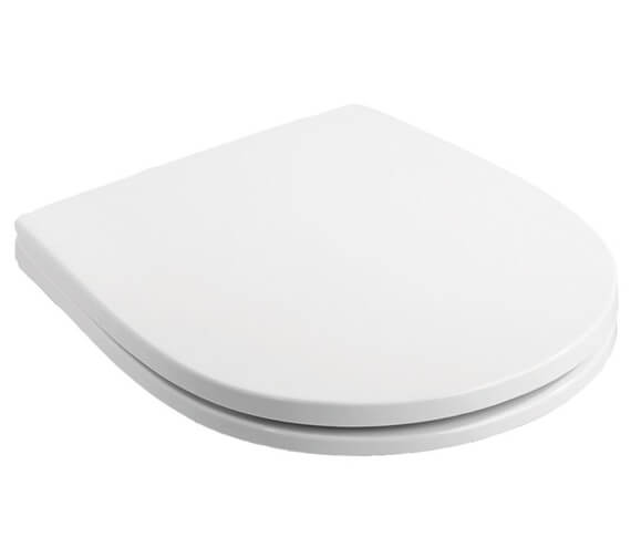 Ideal Standard White WC Toilet Seat And Cover