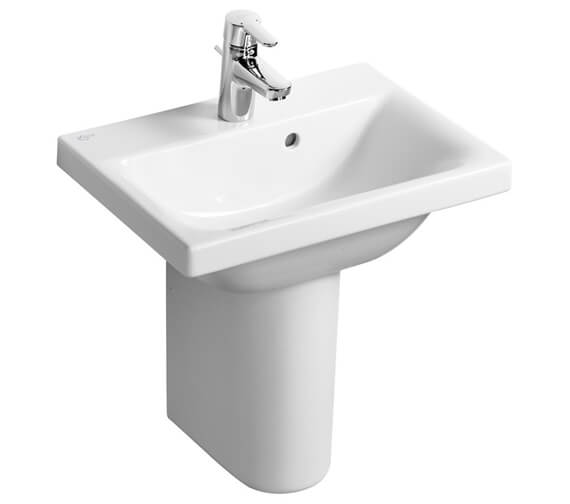 Additional image of Ideal Standard Concept Space 500mm Furniture Or Pedestal Basin