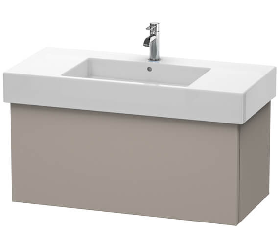 Additional image of Duravit Delos 1000 x 470mm One Compartment Unit