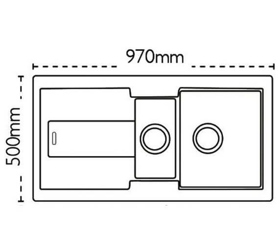 Technical drawing QS-V88430 / 114.0159.252