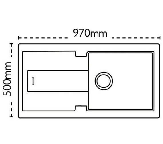 Technical drawing QS-V88429 / 114.0055.856