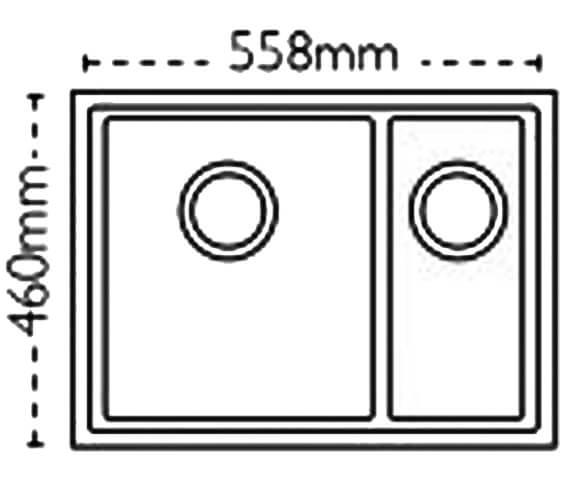 Technical drawing QS-V88434 / 125.0435.709