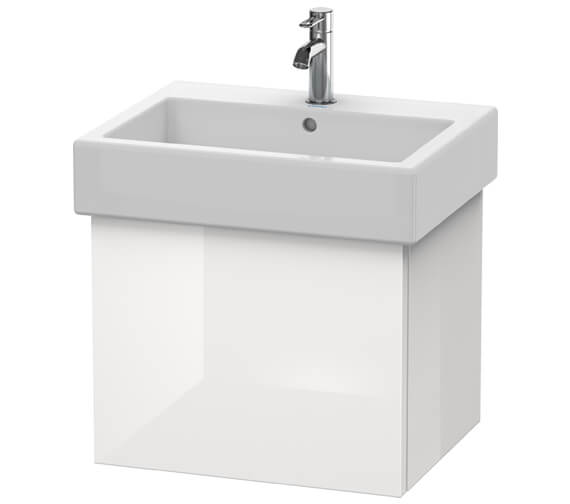 Alternate image of Duravit Delos 550 x 445mm One Compartment Unit