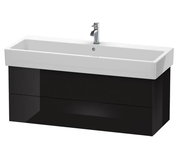 Alternate image of Duravit Delos 1150 x 445mm 2 Drawer Vanity Unit With Basin