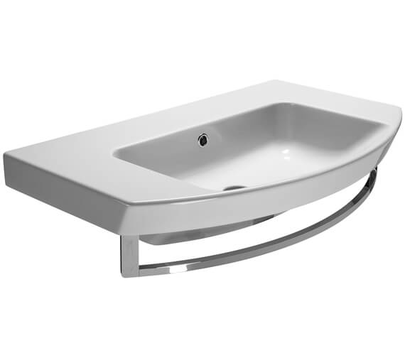 Additional image of Saneux Poppy 650mmWashbasin With Overflow