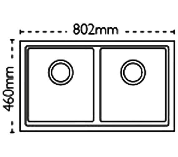 Technical drawing QS-V88435 / 125.0159.339