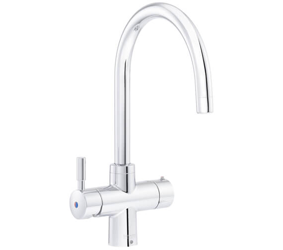 Carron Phoenix Larunda Instant Hot Kitchen Sink Mixer Tap