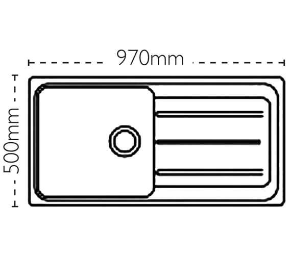 Technical drawing QS-V88441 / 114.0396.152