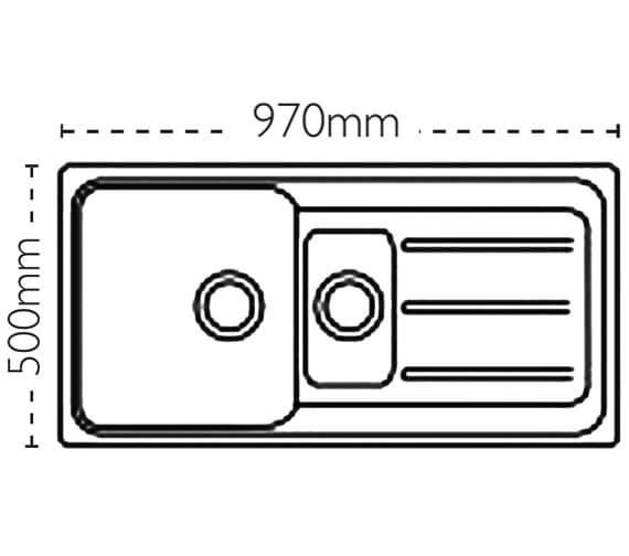 Technical drawing QS-V88442 / 114.0396.154