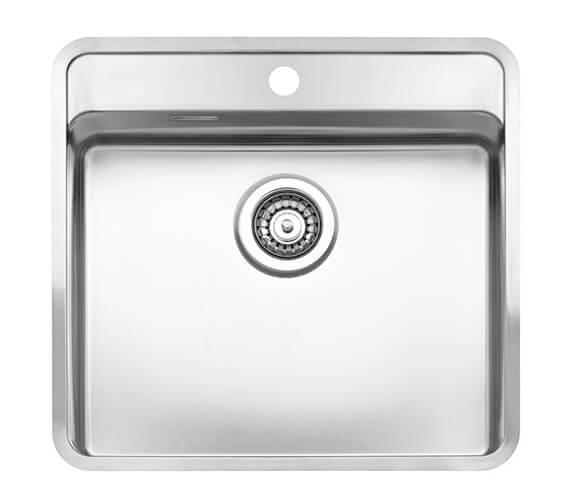 Additional image for QS-V94074 Reginox Sinks - OHIO 40X40 TW