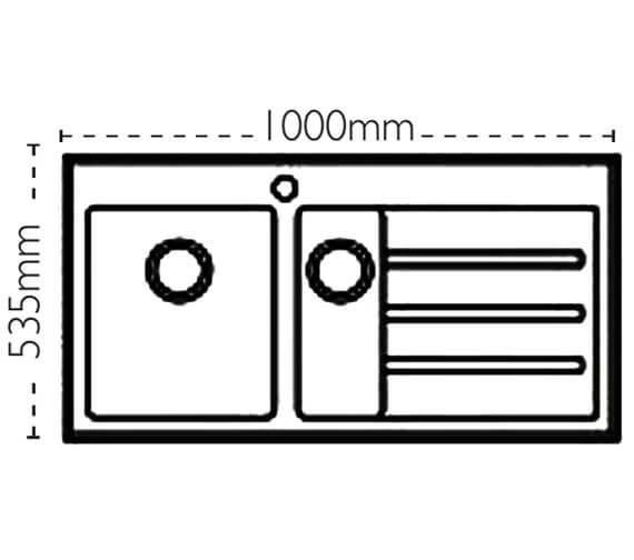 Technical drawing QS-V88443 / 101.0255.760