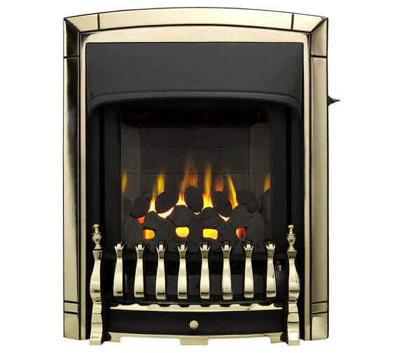 Valor Dream Slimline Homeflame Slide Control Inset Gas Fire