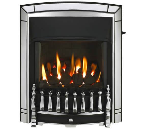 Alternate image of Valor Dream Slimline Homeflame Slide Control Inset Gas Fire
