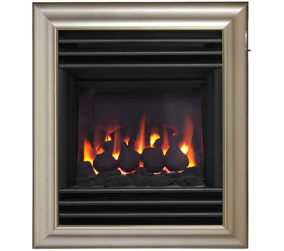 Alternate image of Valor Harmony Homeflame Full Depth Gas Fire