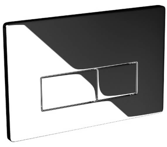 Saneux Flushe 2.0 Square Flush Plate