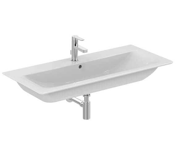 Additional image of Ideal Standard Concept Air Cube 640mm Wide Vanity Washbasin