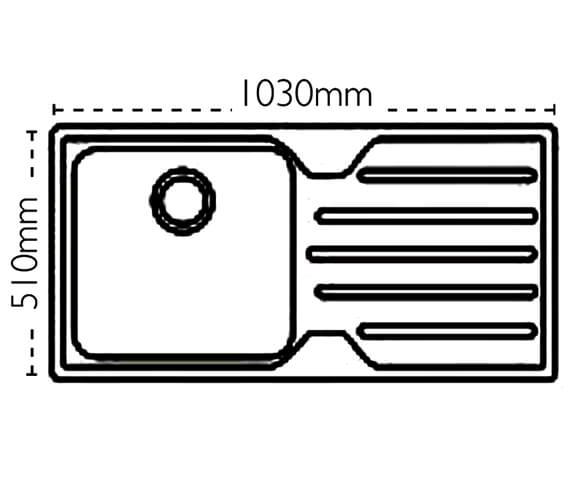 Technical drawing QS-V88474 / 101.0155.229