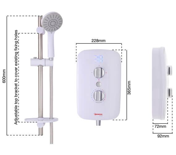 Technical drawing QS-V42471 / SH0249